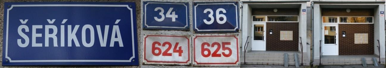 Společenství vlastníků Šeříková 624 a 625